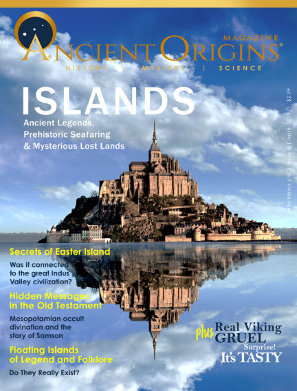 Ancient Origins Magazine (History, Mystery and Science) April 15, 2019 00:00
