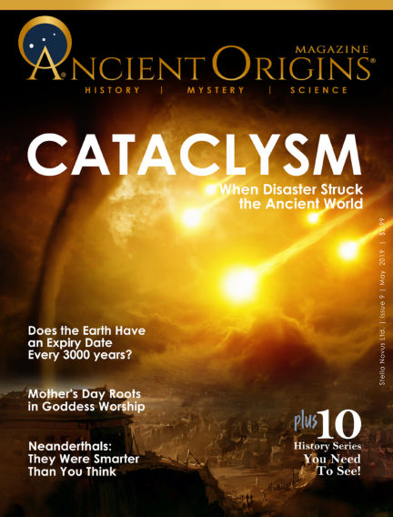 Ancient Origins Magazine (History, Mystery and Science) May 15, 2019 00:00