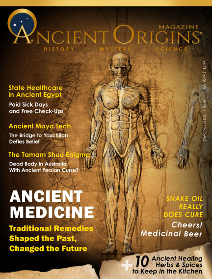 Ancient Origins Magazine (History, Mystery and Science) July 15, 2019 00:00