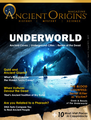 Ancient Origins Magazine (History, Mystery and Science) August 2019