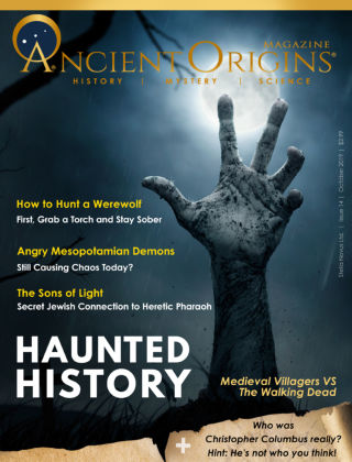 Ancient Origins Magazine (History, Mystery and Science) October 2019