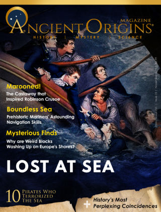 Ancient Origins Magazine (History, Mystery and Science) November 2019