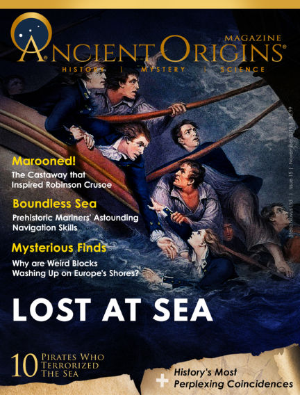 Ancient Origins Magazine (History, Mystery and Science) November 15, 2019 00:00