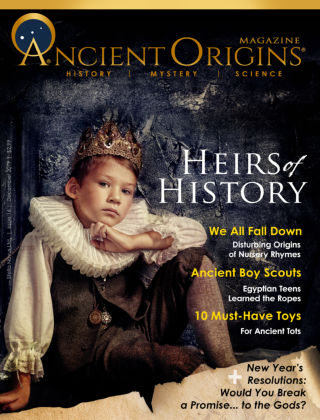 Ancient Origins Magazine (History, Mystery and Science) December 2019