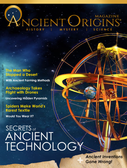 Ancient Origins Magazine (History, Mystery and Science) January 15, 2020 00:00