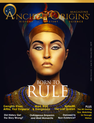 Ancient Origins Magazine (History, Mystery and Science) February 2020