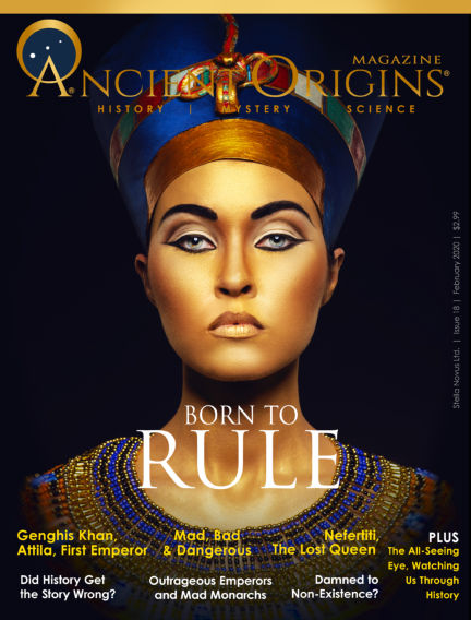 Ancient Origins Magazine (History, Mystery and Science) February 15, 2020 00:00