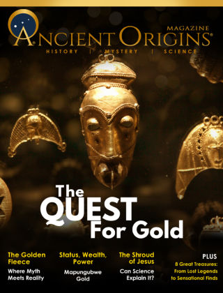 Ancient Origins Magazine (History, Mystery and Science) March 2020