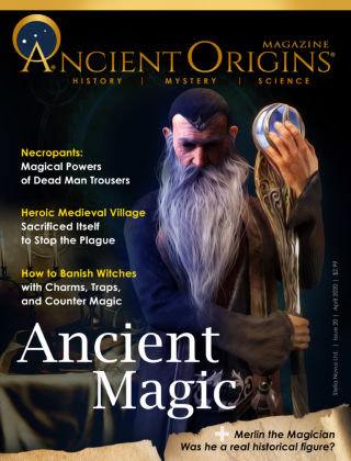 Ancient Origins Magazine (History, Mystery and Science) April 2020