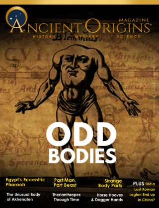 Ancient Origins Magazine (History, Mystery and Science) May 2020