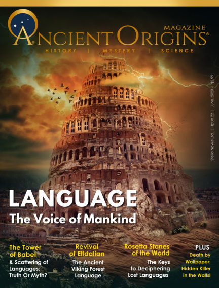 Ancient Origins Magazine (History, Mystery and Science) June 15, 2020 00:00