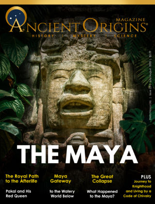 Ancient Origins Magazine (History, Mystery and Science) July August 2020