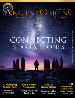 Ancient Origins Magazine (History, Mystery and Science) September 2020