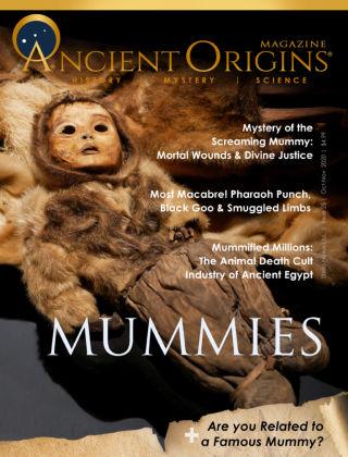Ancient Origins Magazine (History, Mystery and Science) OctNov 2020