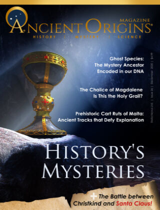 Ancient Origins Magazine (History, Mystery and Science) December 2020