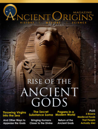 Ancient Origins Magazine (History, Mystery and Science) Jan/Feb 2021