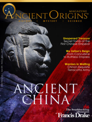 Ancient Origins Magazine (History, Mystery and Science) March 2021
