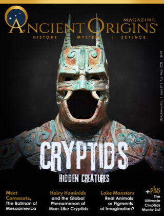Ancient Origins Magazine (History, Mystery and Science) April 2021