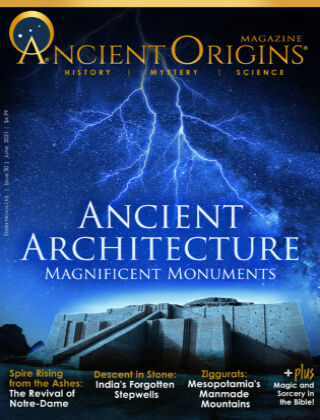 Ancient Origins Magazine (History, Mystery and Science) June 2021