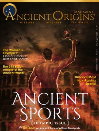 Ancient Origins Magazine (History, Mystery and Science) July August 2021