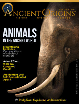 Ancient Origins Magazine (History, Mystery and Science) September 2021