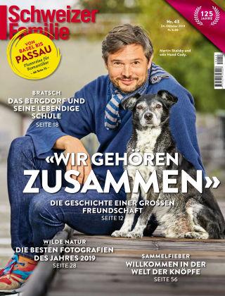 Schweizer Familie  43-2019