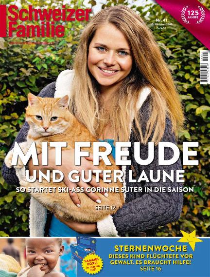 Schweizer Familie  October 10, 2019 00:00