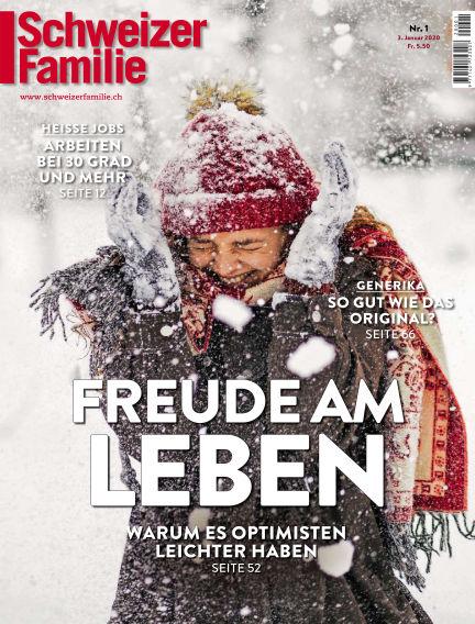 Schweizer Familie  January 03, 2020 00:00