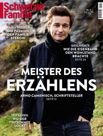 Schweizer Familie  January 09, 2020 00:00