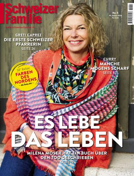 Schweizer Familie  January 30, 2020 00:00