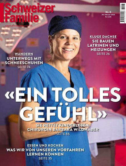 Schweizer Familie  February 20, 2020 00:00