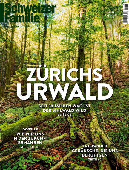 Schweizer Familie  March 26, 2020 00:00