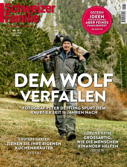 Schweizer Familie  April 02, 2020 00:00