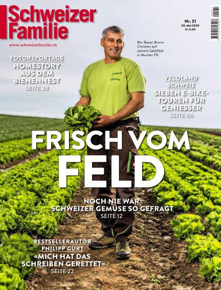 Schweizer Familie  May 20, 2020 00:00