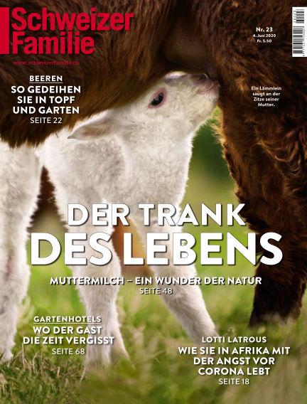 Schweizer Familie  June 04, 2020 00:00