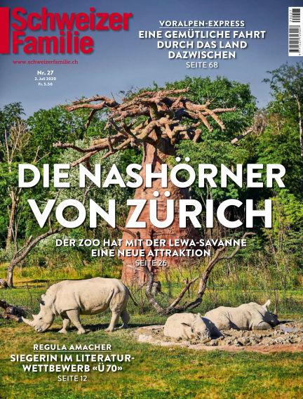 Schweizer Familie  July 02, 2020 00:00
