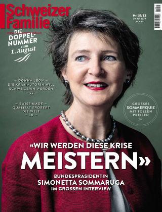 Schweizer Familie 31/32-2020