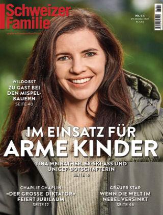 Schweizer Familie 44-2020