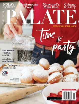 The Local Palate May 2018