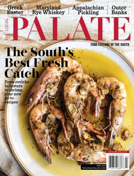The Local Palate March 27, 2018 00:00