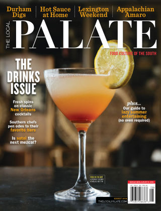 The Local Palate August 2018