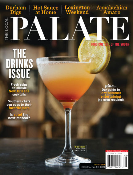The Local Palate July 24, 2018 00:00