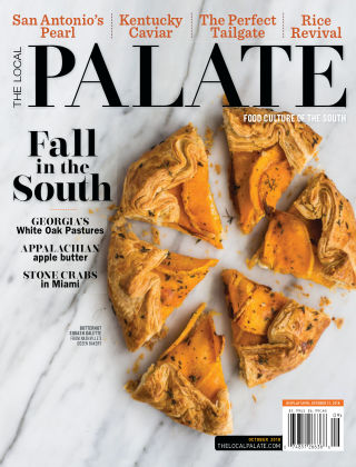 The Local Palate October 2018
