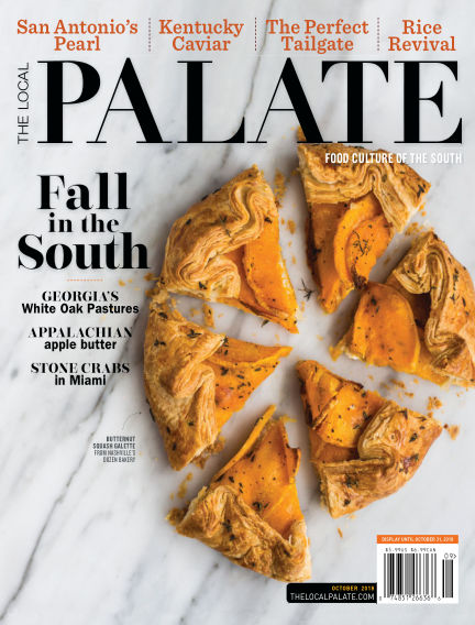 The Local Palate September 25, 2018 00:00