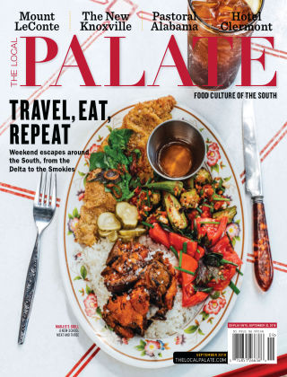 The Local Palate September2018