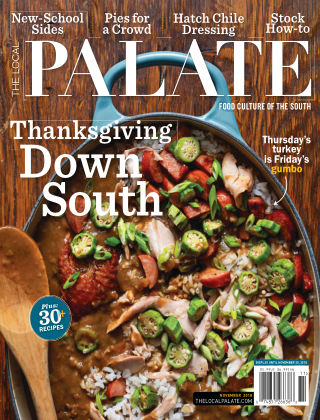 The Local Palate November 2018