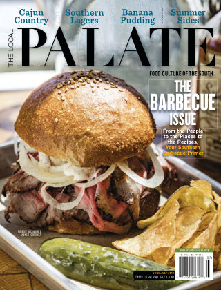 The Local Palate June July 2018