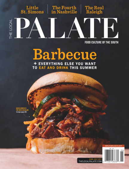 The Local Palate May 28, 2019 00:00