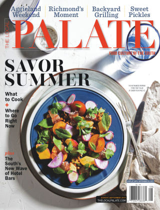 The Local Palate Aug/Sept