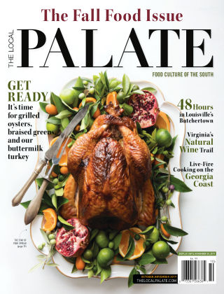 The Local Palate Oct/Nov 2019